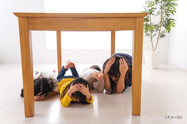 子どもの防災について。地震にどう備えるのか再考してみませんか?
